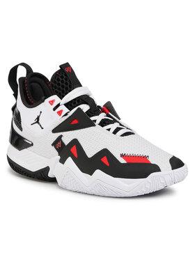 NIKE NIKE Обувки Jordan Westbrook One Take CJ0780 101 Бял