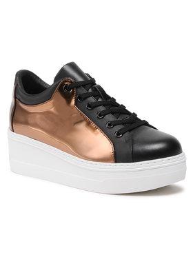 Eva Minge Eva Minge Sneakersy EM-59-09-001191 Hnedá