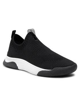 Nelli Blu Nelli Blu Sneakersy CS5182-01 Čierna