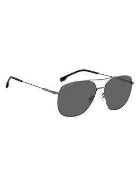 Boss Boss Okulary przeciwsłoneczne Safilo Group 1218/F/SK Szary