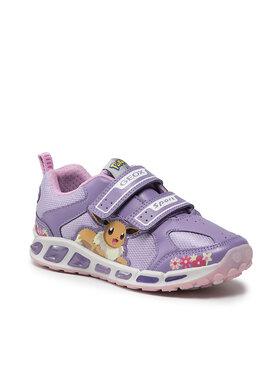 Geox Geox Sneakers J Shuttle G. D J8206D 014BU C0139 D Violett