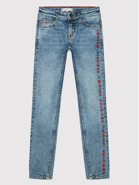 Tommy Hilfiger Tommy Hilfiger Jeans Nora KG0KG05800 M Blu Skinny Fit