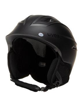 Uvex Uvex Kask narciarski Fierce S5662252005 Czarny