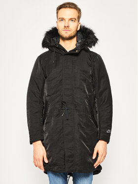 Nike Nike Parka BV4751 Nero Loose Fit