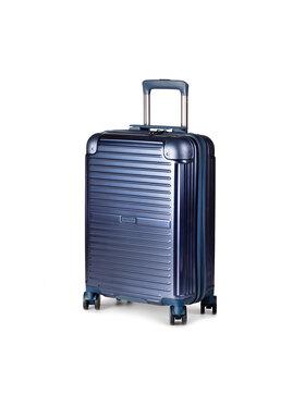 Puccini Puccini Kis kemény borítású bőrönd Dallas PC027C 7 Sötétkék