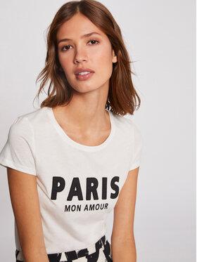 Morgan Morgan T-shirt 212-DEPAR Bianco Regular Fit