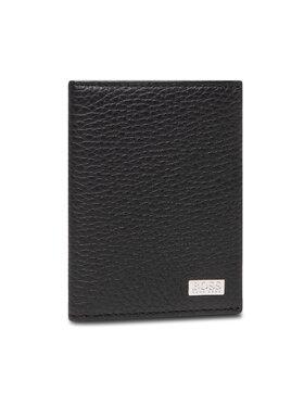 Boss Boss Kreditinių kortelių dėklas Crosstown 50454738 Juoda