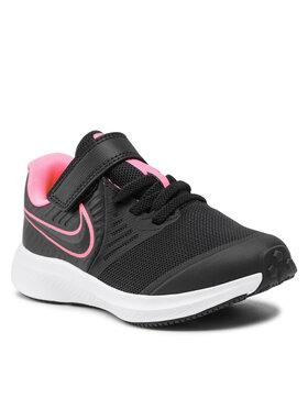 Nike Nike Chaussures Star Runner 2 (PSV) AT1801 002 Noir