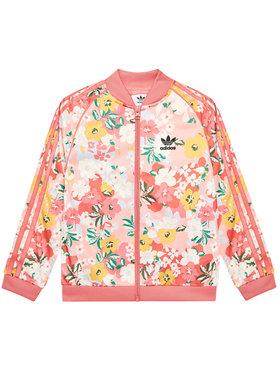 adidas adidas Bluza HER Studio London Floral SST GN4218 Różowy Standard Fit