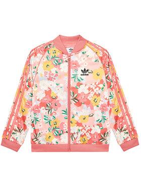 adidas adidas Mikina HER Studio London Floral SST GN4218 Růžová Standard Fit