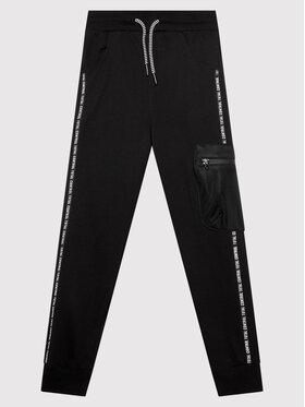 Coccodrillo Coccodrillo Pantaloni da tuta ZC1120102TOT Nero Slim Fit