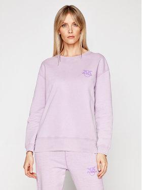 Pinko Pinko Bluză PE 21 BLK01 1G1639 Y72Z Violet Regular Fit