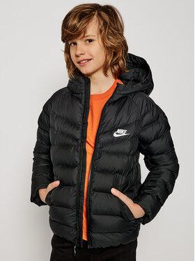 Nike Nike Kurtka puchowa 939554 Czarny Loose Fit