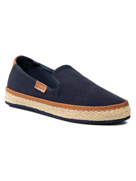 Gant Gant Espadrilles Raffiaville 22568577 Bleu marine