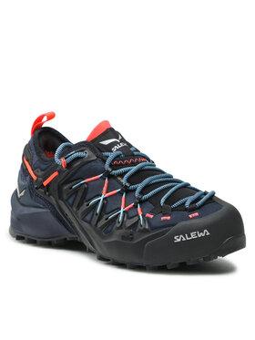 Salewa Salewa Trekkingschuhe Ws Wildfire Edge Gtx GORE-TEX 61376-3965 Dunkelblau