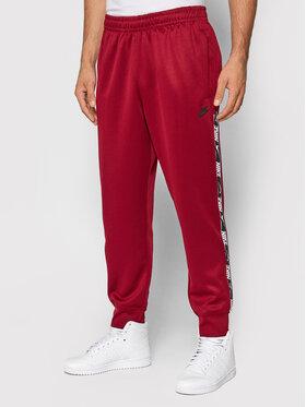Nike Nike Teplákové nohavice Sportswear DM4673 Bordová Regular Fit