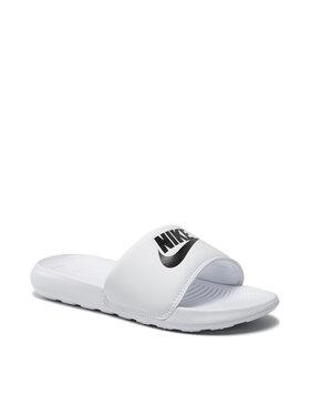 Nike Nike Mules / sandales de bain Victori One Slide CN9677 100 Blanc