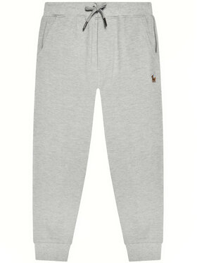 Polo Ralph Lauren Polo Ralph Lauren Teplákové nohavice Po 323832981001 Sivá Regular Fit