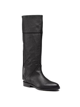 Boss Boss Oficerki Katlin Boot 15 50441597 10214871 01 Czarny