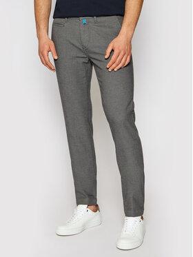 Pierre Cardin Pierre Cardin Текстилни панталони 33757/000/4000 Сив Lyon Fit