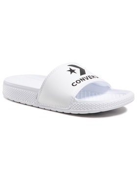 Converse Converse Παντόφλες All Star Slide Slip 171215C Λευκό
