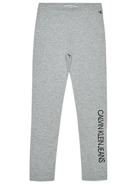 Calvin Klein Jeans Calvin Klein Jeans Клинове Institutional IG0IG00559 Сив Slim Fit