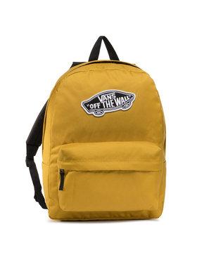 Vans Vans Plecak Realm Backpack VN0A3UI6ZLM1 Żółty