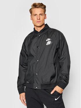 Nike Nike Bomber striukė Sportswear DA0647 Juoda Standard Fit