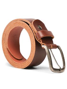 Jack&Jones Jack&Jones Vyriškas Diržas Jackpaul Leather Belt 12111286 Ruda