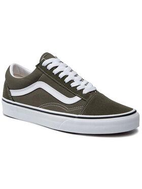 Vans Vans Sneakersy Old Skool VN0A38G10FI1 Zielony