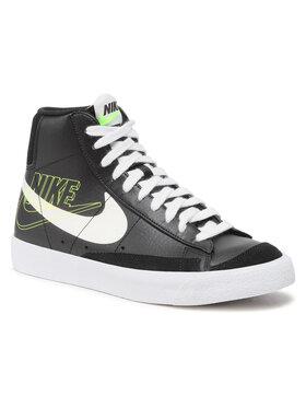 Nike Nike Обувки Blazer Mid '77 DA4651 001 Черен