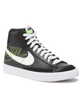 Nike Nike Scarpe Blazer Mid '77 DA4651 001 Nero