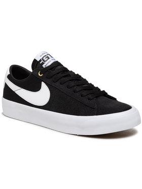 Nike Nike Обувки Sb Zoom Blazer Low Pro Gt DC7695 002 Черен
