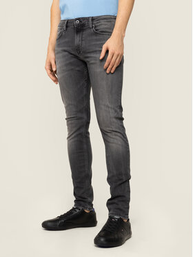 Pepe Jeans Pepe Jeans jeansy Skinny Fit Finsbury PM200338 Grigio Skinny Fit
