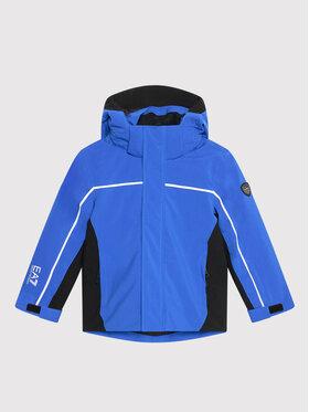EA7 Emporio Armani EA7 Emporio Armani Skijacke 6KBG01 BN45Z 1597 Blau Regular Fit