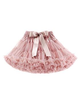 LaVashka LaVashka Spódnica 10G D Różowy Regular Fit