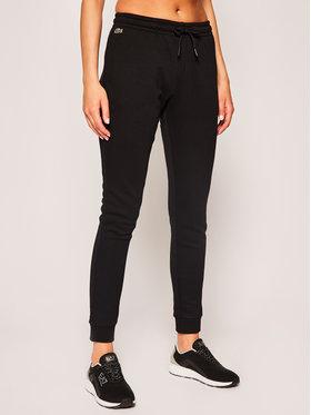 Lacoste Lacoste Teplákové kalhoty XF3168 Černá Regular Fit