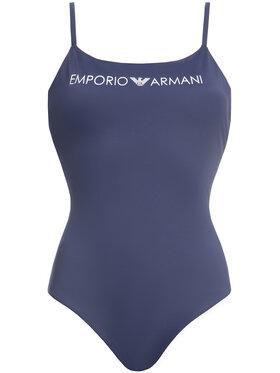 Emporio Armani Emporio Armani Costum de baie 262620 0P313 15434 Albastru