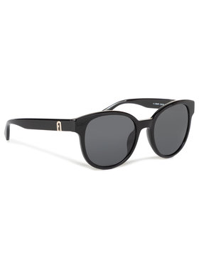 Furla Furla Okulary przeciwsłoneczne Sunglasses SFU471 WD00015-A.0116-O6000-4-401-20-CN-D Czarny