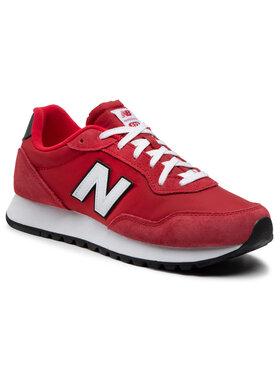 New Balance New Balance Laisvalaikio batai ML527LD Raudona