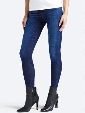 Guess Guess Skinny Fit Jeans Curve X W93AJ2 D3BP3 Dunkelblau Skinny Fit