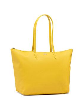 Lacoste Lacoste Дамска чанта NF1888PO Жълт
