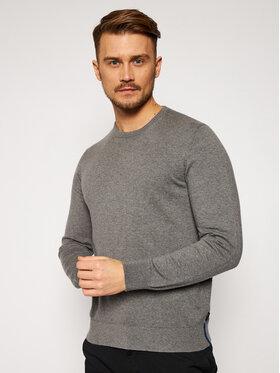 Musto Musto Sweter Portofino 82052 Szary Regular Fit