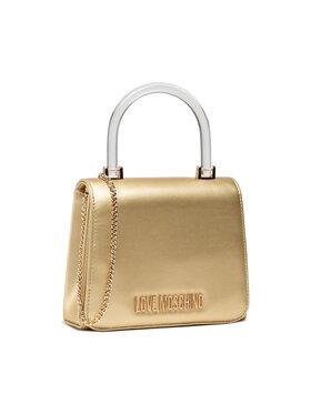 LOVE MOSCHINO LOVE MOSCHINO Handtasche JC4095PP1DLA3901 Goldfarben