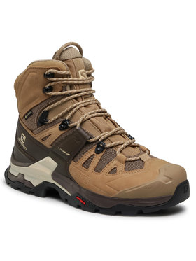 Salomon Salomon Trekingová obuv Quest 4 Gtx GORE-TEX 412927 27 V0 Hnedá