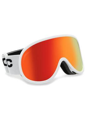 POC POC Gogle Retina Clarity 405158265 Biały