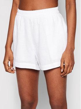 Seafolly Seafolly Kupaće hlače Double Cloth 54258-SH Bijela Oversize
