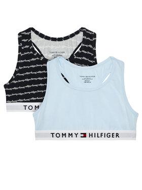 Tommy Hilfiger Tommy Hilfiger Komplektas: 2 liemenėlės UG0UG00368 Spalvota