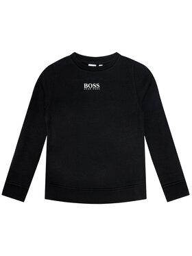 Boss Boss Sweatshirt J25G63 S Schwarz Regular Fit