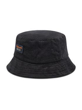 Jack&Jones Jack&Jones Klobouk bucket hat Cody 12185422 Černá